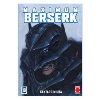 Maximum Berserk #16 Manga Oficial Panini Manga