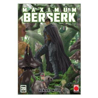 Maximum Berserk #20 Manga Oficial Panini Manga (Spanish)