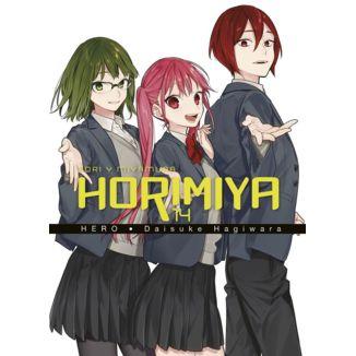 Horimiya #14 Manga Oficial Norma Editorial
