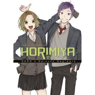 Horimiya #15 Manga Oficial Norma Editorial