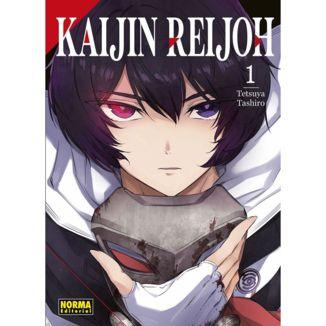 Kaijin Reijoh #01 Manga Oficial Norma Editorial