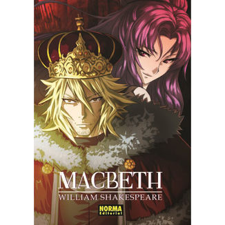 Macbeth Manga Oficial Norma Editorial