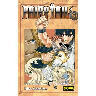Fairy Tail #61 Manga Oficial Norma Editorial