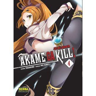 Akame Ga Kill Zero #04