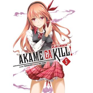 Akame Ga Kill Zero #05