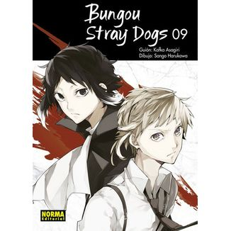 Bungou Stray Dogs #09 (Spanish)