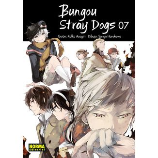Bungou Stray Dogs #07
