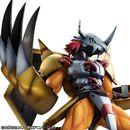 Figura Wargreymon & Taichi Digimon Adventure G.E.M.