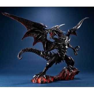 Red eyes Black Dragon Figure Yu-Gi-Oh! Duel Monsters Art Works Monsters
