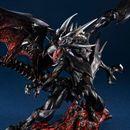 Figura Dragon Negro de Ojos Rojos Yu-Gi-Oh! Duel Monsters Art Works Monsters
