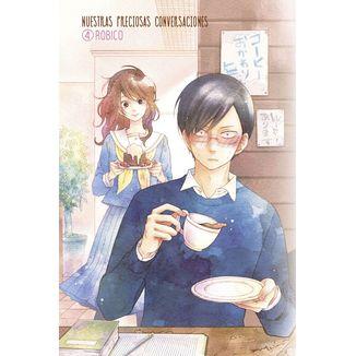Nuestras preciosas conversaciones #04 Manga Oficial Norma Editorial