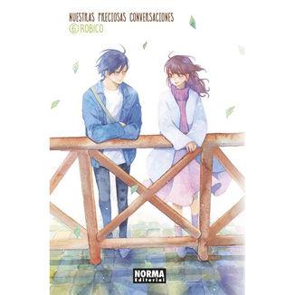 Nuestras preciosas conversaciones #06 Manga Oficial Norma Editorial