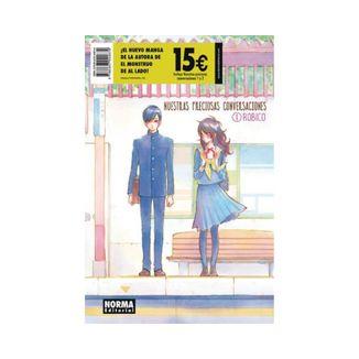 Nuestras preciosas conversaciones PACK INICIACION Manga Oficial Norma Editorial