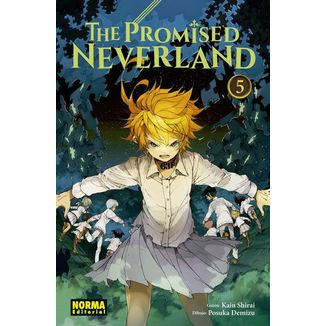 The Promised Neverland #05