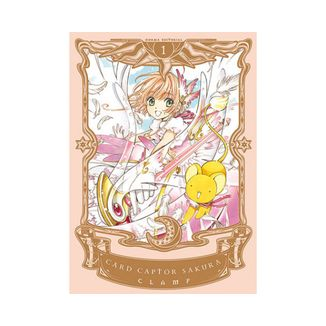 Card Captor Sakura #01 Manga Oficial Norma Editorial