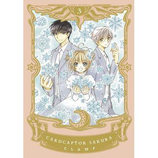 Card Captor Sakura #03 Manga Oficial Norma Editorial (spanish)