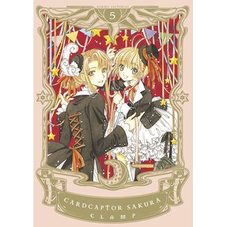 Card Captor Sakura #05 Manga Oficial Norma Editorial (spanish)