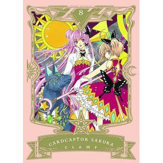 Cardcaptor Sakura 8 Manga Oficial Norma Editorial (English)