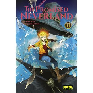 The Promised Neverland #11 Manga Oficial Norma Editorial