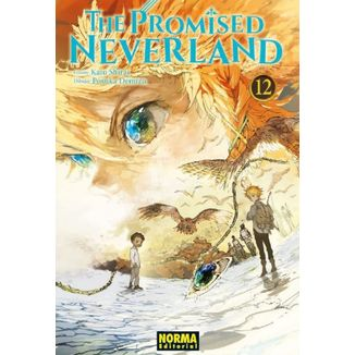 The Promised Neverland #12 (spanish) Manga Oficial Norma Editorial