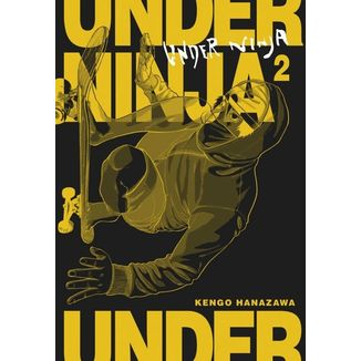 Under Ninja #02 Manga Oficial Norma Editorial (spanish)