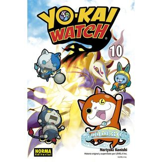 Yo-Kai Watch #10 (Spanish)