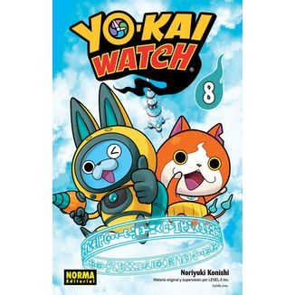 Yo-Kai Watch #08