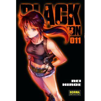Black Lagoon #11 Manga Oficial Norma Editorial