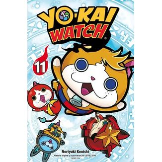 Yo-Kai Watch #11 Manga Oficial Norma Editorial