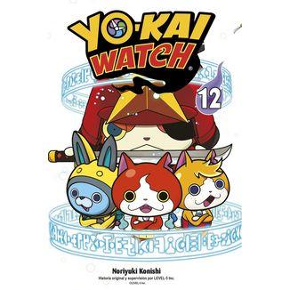 Yo-Kai Watch #12 Manga Oficial Norma Editorial