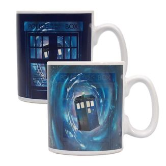 Time Lord Heat Changing Mug Doctor Who