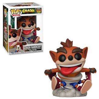 Funko Crash Bandicoot Tornado Crash Bandicoot POP!