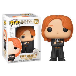 Fred Weasley Yule Funko Harry Potter POP!