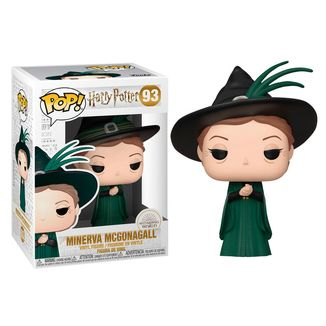 Funko Minerva McGonagall Yule Harry Potter POP!