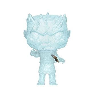 Crystal Night King with Dagger in Chest Funko Games Of Thrones POP!