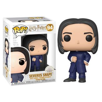 Funko Severus Snape Yule Harry Potter POP!