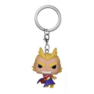 All Might Key Chain My Hero Academia POP!