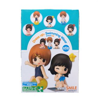 Accesorios Dress Up: Swimming Wear para Nendoroids