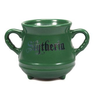 Taza 3D Caldero Slytherin Harry Potter