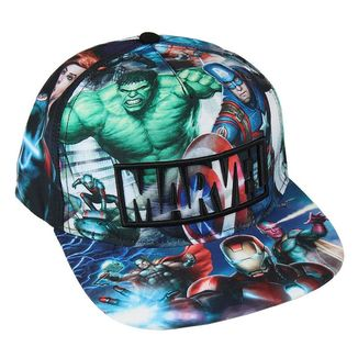 Avengers Kid Cap Marvel Comics