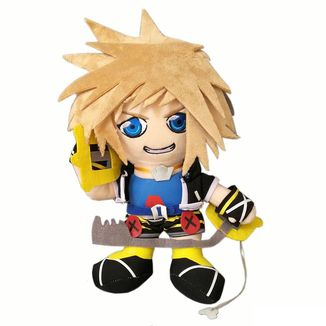 Sora Plush Doll Kingdom Hearts 30cms