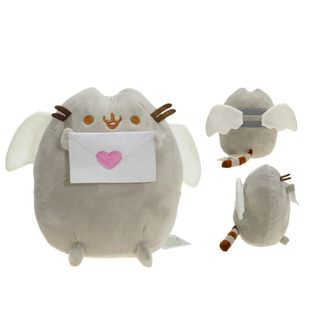 Angel Pusheen Plush Doll 15cms