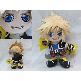 Peluche Sora Kingdom Hearts 30cms