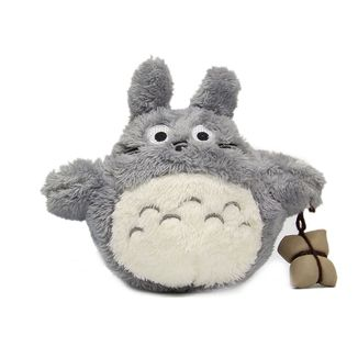 Totoro with bag Plush Doll My Neighbor Totoro 17cms