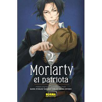 Moriarty el Patriota #02 (Spanish)