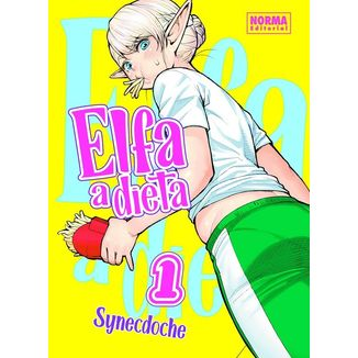 Elfa a Dieta #01 Manga Oficial Norma Editorial
