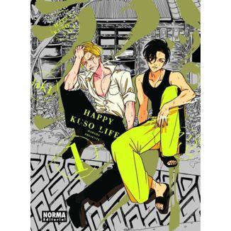 Happy Kuso Life #01 Manga Oficial Norma Editorial