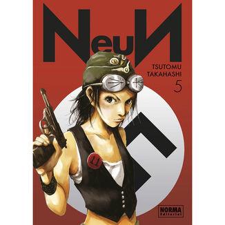 Neun #05 Manga Oficial Norma Editorial
