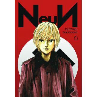 Neun #06 Manga Oficial Norma Editorial