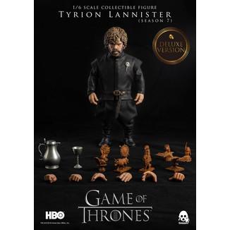 Tyrion Lannister Deluxe Version Figure Juego de Tronos